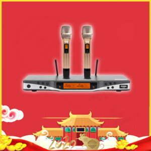 Micro Karaoke không dây DonBN U1880 | HDnew Audio