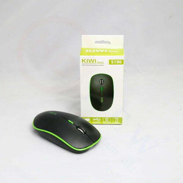 Chuột không dây Kiwi S190 | HDnew - Chia sẻ đam mê