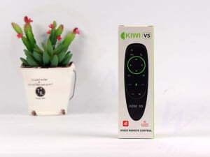 Điều khiển không dây Kiwi V5 tích hợp voice | HDnew - Chia sẻ đam mê