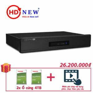 Trọn bộ Đầu Dune HD Max 4K và 2 Ổ cứng Toshiba S300 4TB | HDnew - Chia sẻ đam mê
