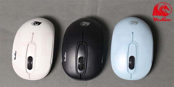 Chuột không dây VinaGear K08 | HDnew - Chia sẻ đam mê