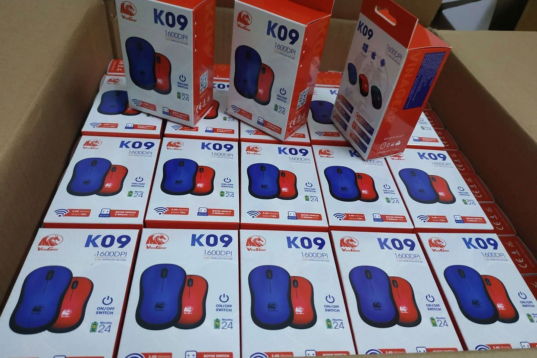Chuột không dây VinaGear K09 | HDnew - Chia sẻ đam mê