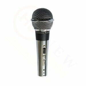 Micro Karaoke có dây California Pro565M | HDnew Audio