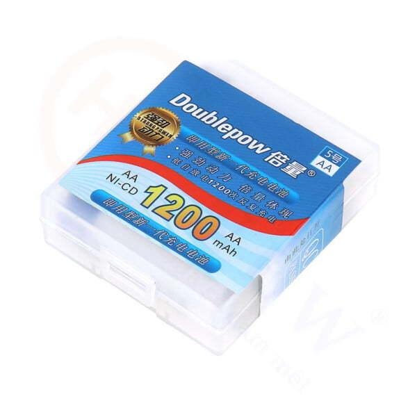 Bộ 4 pin sạc AA dung lượng cao 1200mAh | HDnew - Chia sẻ đam mê