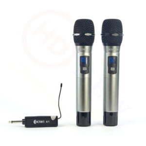 Micro karaoke không dây Kiwi A1 | HDnew Audio
