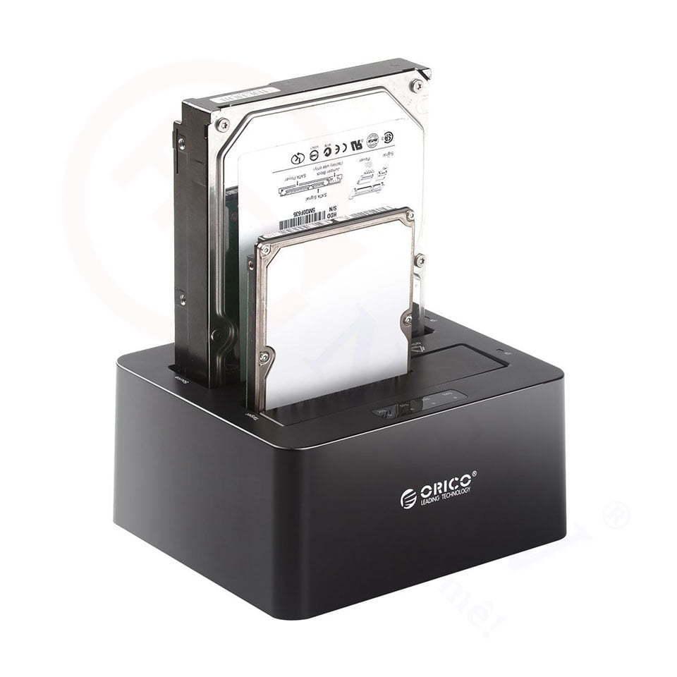 Docking (đế ổ cứng) ORICO 6629US3-C | HDnew - Chia sẻ đam mê