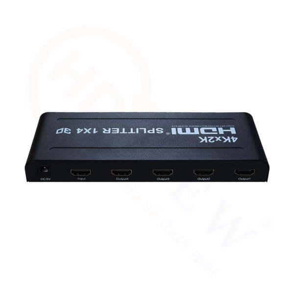 Bộ chia HDMI 1 vào 4 ra hỗ trợ 4K, 2K, 3D cao cấp | HDnew - Chia sẻ đam mê