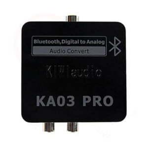 Bộ chuyển đổi âm thanh Digital sang Analog Kiwi KA03 Pro chính hãng, hỗ trợ Bluetooth | HDnew - Chia sẻ đam mê