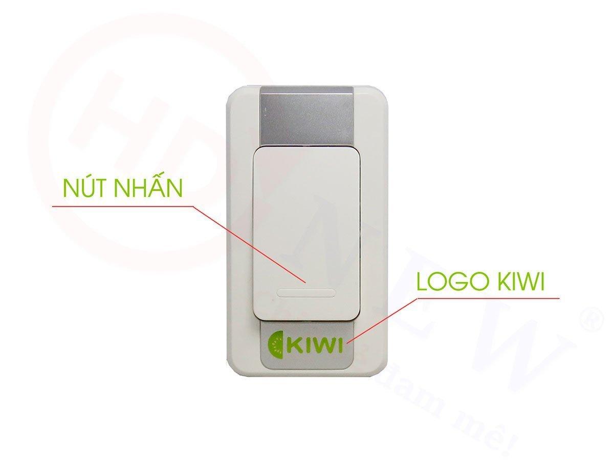 Chuông cửa không dây KW-D12E - Thương hiệu Việt, chất lượng Việt | HDnew - Chia sẻ đam mê