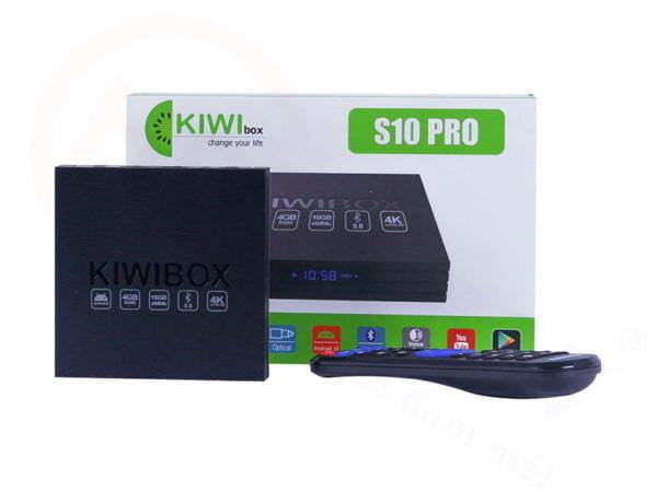 KiwiBox S10 Pro | HDnew - Chia sẻ đam mê