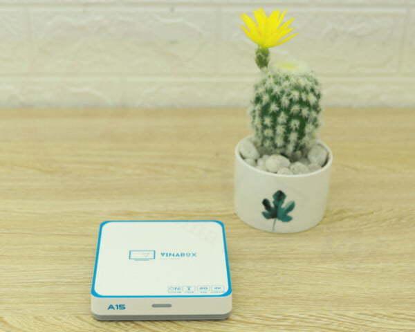 VinaBox A15 (2GB/16GB) - Giao diện Android TV, hỗ trợ tìm kiếm giọng nói | HDnew - Chia sẻ đam mê