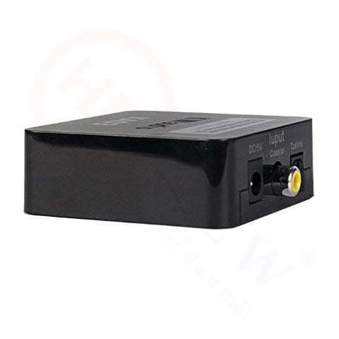 Kiwi KA03   Bộ chuyển đổi âm thanh Digital sang Analog   HDnew - Chia sẻ đam mê