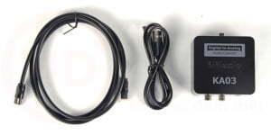 Kiwi KA03 | Bộ chuyển đổi âm thanh Digital sang Analog | HDnew - Chia sẻ đam mê
