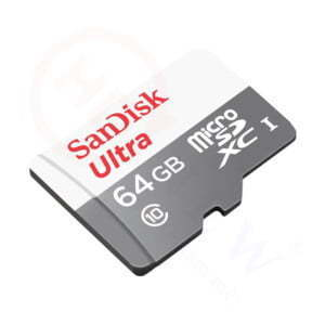 Thẻ nhớ SanDisk Ultra MicroSDXC UHS-I 64GB | HDnew - Chia sẻ đam mê