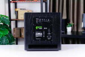 Kiwi S12   Loa siêu trầm điện (Subwoofer điện)   HDnew - Chia sẻ đam mê