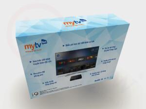 Android TV Box MyTV Net 1 2021 - Màu đen, 4K, 2GB RAM | HDnew - Chia sẻ đam mê