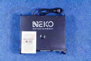 Cục đẩy công suất NEKO AK2500 công suất lớn 500W mỗi kênh | HDnew - Chia sẻ đam mê