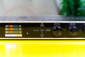 Vang số chỉnh cơ NEKO DK1000 tích hợp Bluetooth, hỗ trợ cổng Optical, cổng micro và công tắc   HDnew - Chia sẻ đam mê