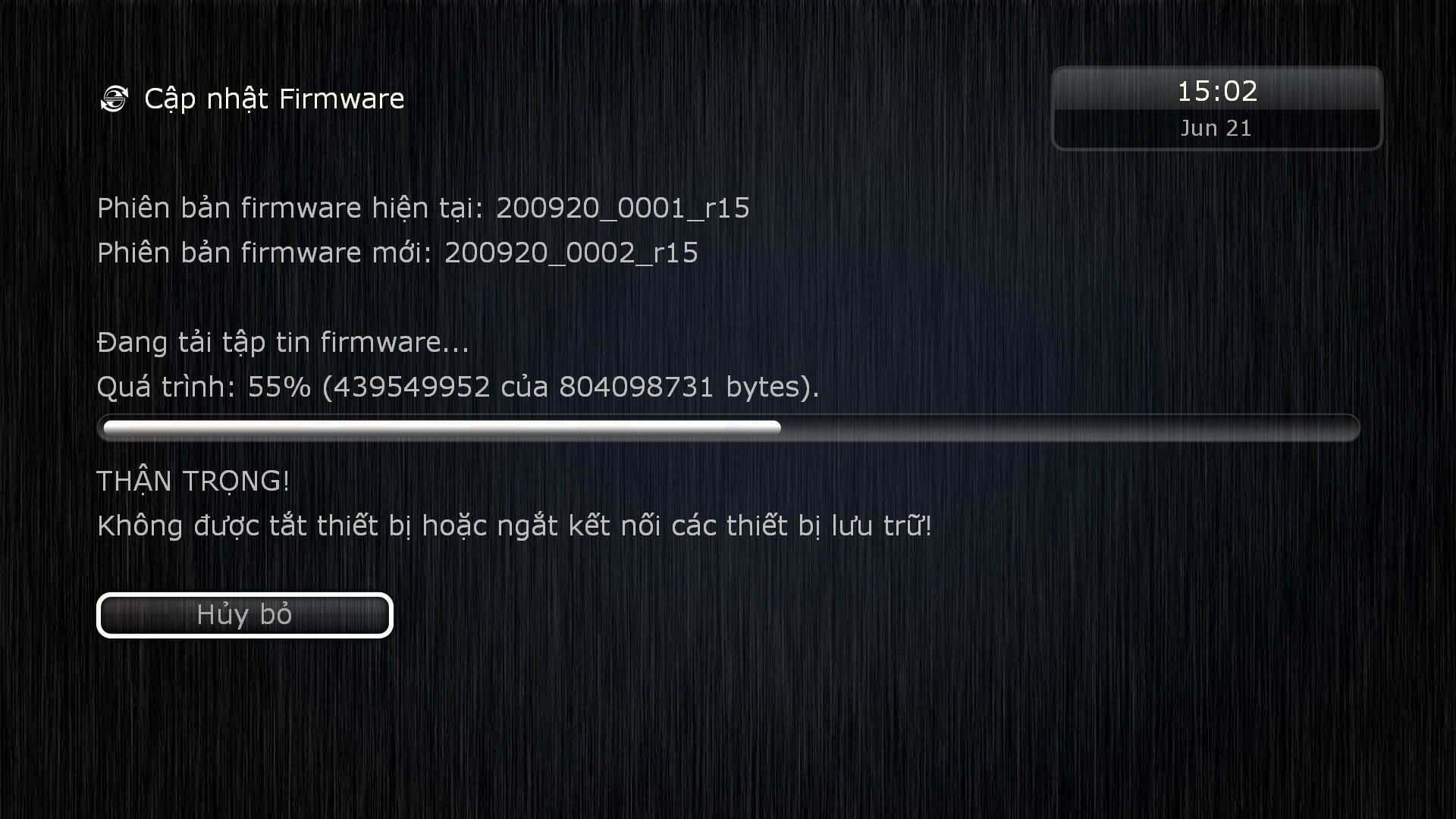 Cập nhật firmware sửa lỗi NETFLIX 5.1 / Dolby Atmos trên Dune HD Pro 4K II   HDnew - Chia sẻ đam mê
