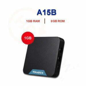 VinaBox A15B | Phiên bản mới 2021 với Android TV 10 OS | HDnew - Chia sẻ đam mê