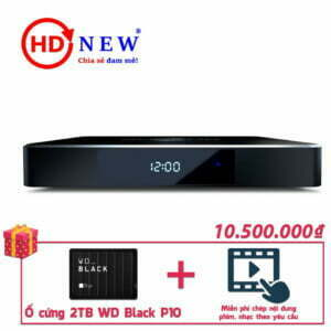 Trọn bộ Đầu Dune HD Pro 4K II và Ổ cứng Toshiba S300 4TB   HDnew - Chia sẻ đam mê