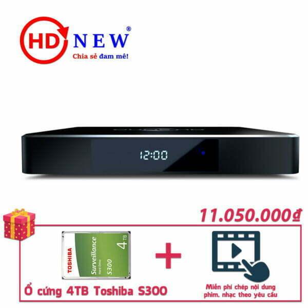 Trọn bộ Đầu Dune HD Pro 4K II và Ổ di động WD_BLACK ™ P10 2TB   HDnew - Chia sẻ đam mê