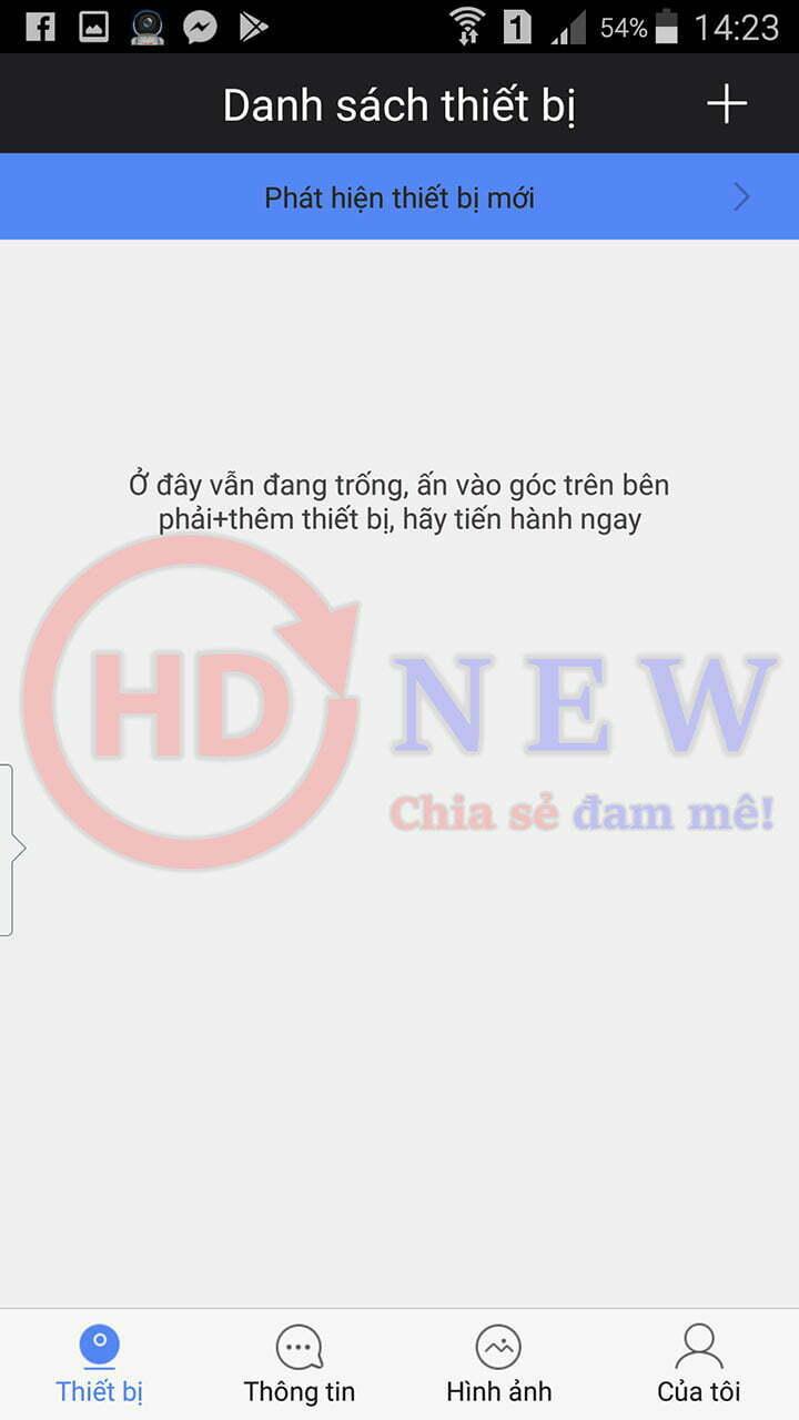 Hướng dẫn xem camera IP YooSee trên điện thoại, máy tính bảng Android, iOS - HDnew Hà Nội