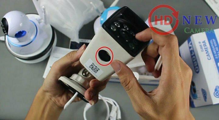 Camera Vitacam VB720 Wi-Fi ngoài trời 1MP (HD 720p)