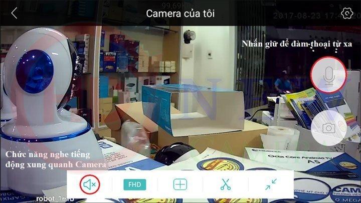 Camera Vitacam VB1080 Wi-Fi ngoài trời 2MP (Full HD 1080p)