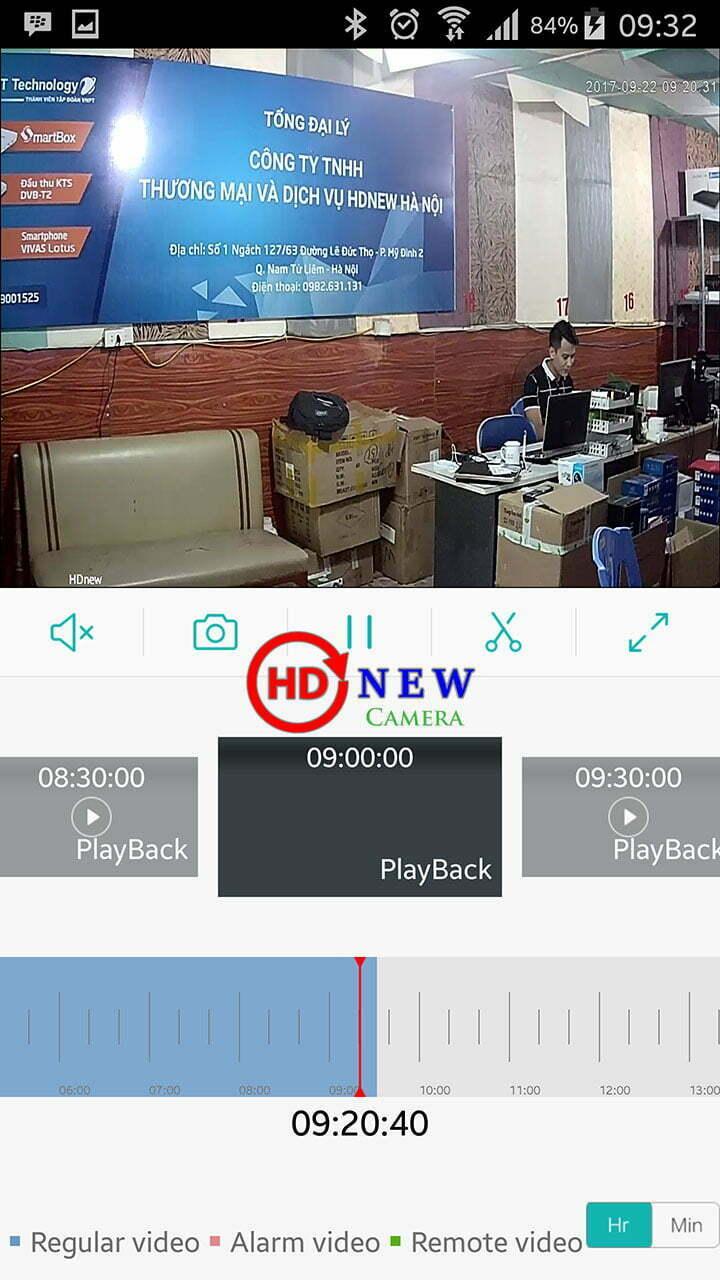 Hướng dẫn xem lại camera Vitacam trên điện thoại, máy tính bảng Android / iOS - HDnew Camera